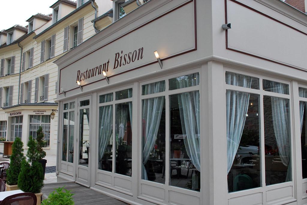 Restaurant bisson rambouillet le restaurant bisson - Resto bio tours ...