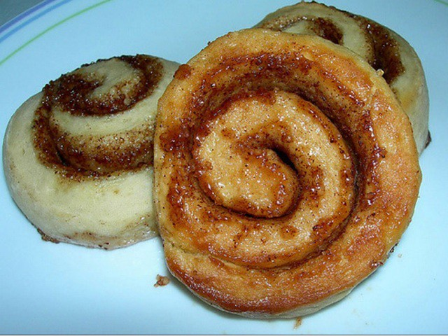 mancare cinnamon roll 1