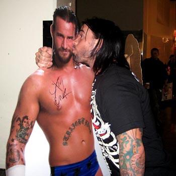 CM Punk | Quizzx Orton | Flickr