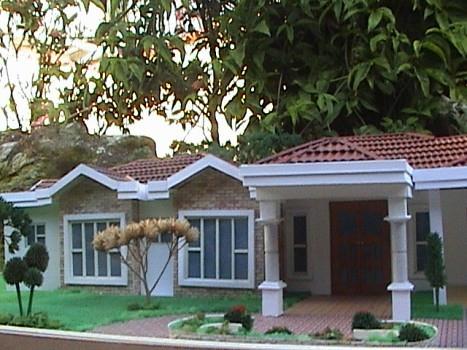 Fachada ppal casa 1 piso gonzalo andr s alvarez rueda for Coste de amueblar un piso