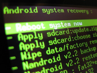 Rooting my HTC Hero Android Phone | by Andrew Mason