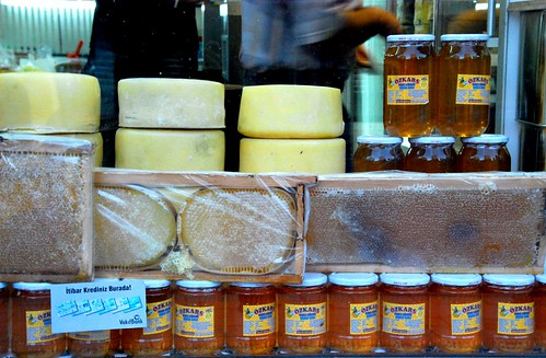 cheese and honey, kars | by hopemeng