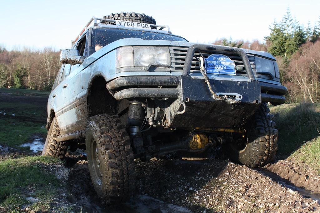Range Rover Offroad >> RANGE ROVER P38 OFF ROAD | suezeeg | Flickr