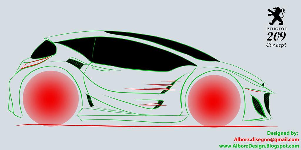 Peugeot 209 Concept