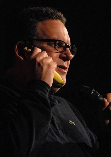 Jeff Garlin on his State of the Art Banana phone | by tcfilmfest