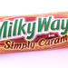 MilkyWay Caramel Bar Wrapper