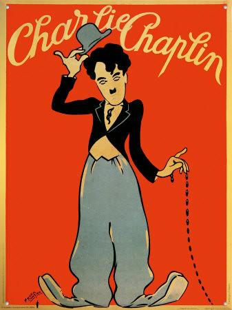 charlie chaplin cartoo...
