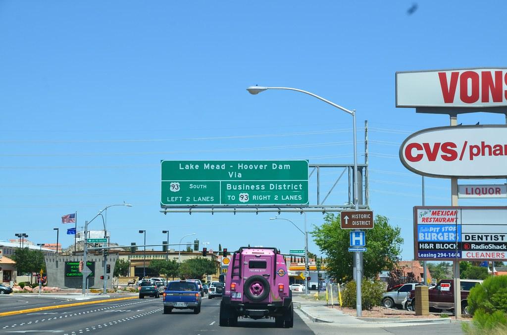 New Vegas Boulder City Memorial
