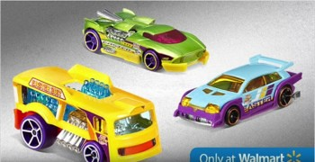 2017 Hot Wheels Walmart Exclusive Easter Series
