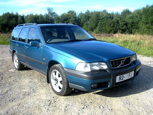 volvo v70 xc 2 5t 4x4 estate 1998 i had this in august 200 flickr. Black Bedroom Furniture Sets. Home Design Ideas