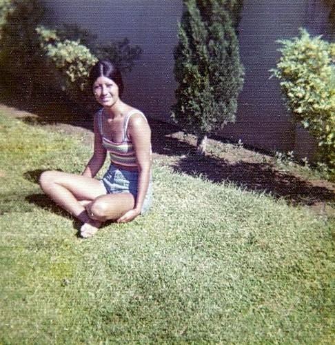 Jeri Huizar (now De La O) 1975