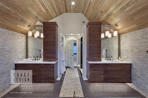 Transitional bath drury design 512 n main street glen - Drury design kitchen bath studio ...