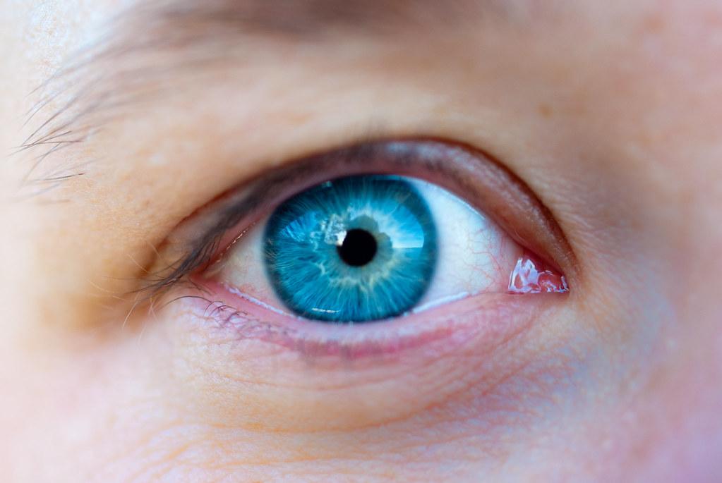 blue eye  Simon Bonaventure  Flickr
