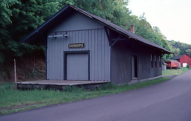 Pennsylvania >> dushore pa | Lehigh Valley Railroad depot, Dushore Pennsylva… | Flickr
