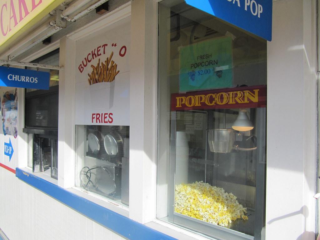 Fast Food Balboa Park