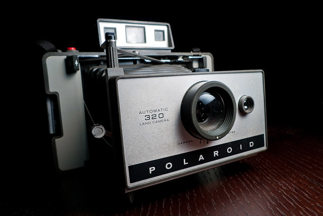 Day 188: Polaroid 320