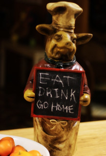 Day 13 ~ Eat, Drink, Go Home | by blindbeth67