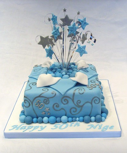 Birthday Cakes For  Year Old Male