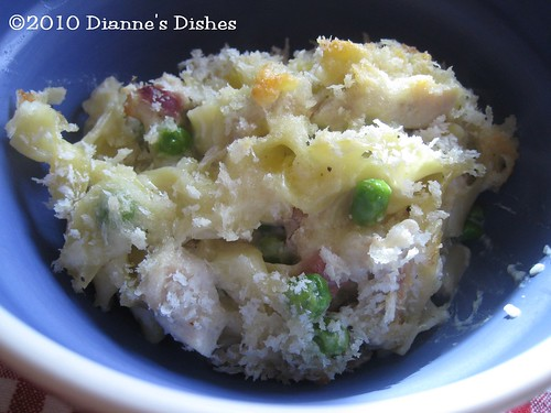 Grown Up Tuna Casserole | by Dianne's Dishes