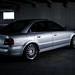 Audi S4 in Greektown Garage