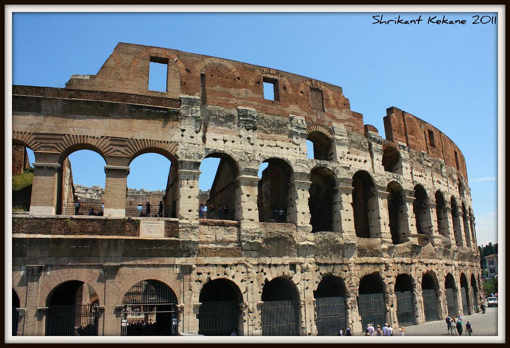 Colosseum rome the colosseum or the coliseum originally flickr colosseum rome by kekaneshrikant colosseum rome by kekaneshrikant publicscrutiny Images