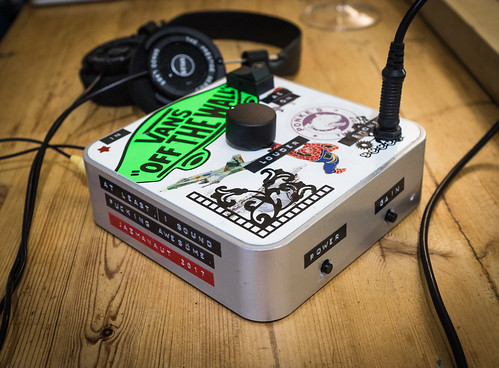 Head-amp