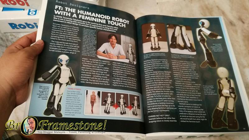 Robi - Weekly Magazine