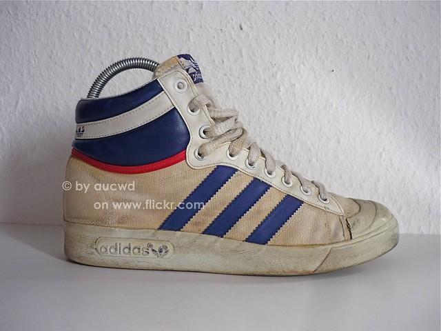 adidas basket vintage