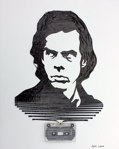 Ghost in the Machine: Nick Cave | by iri5