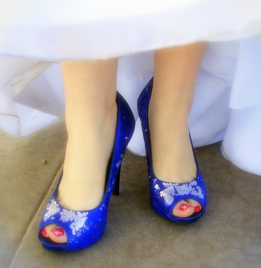 Blue Swede Shoes Newcastle
