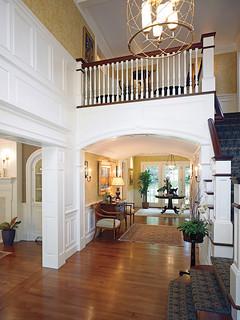 Custom built by fallon custom homes renovations inc i for Interior home renovations inc