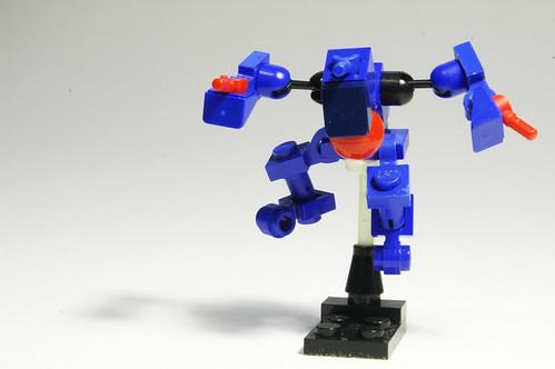 Lego Lucario - YouTube