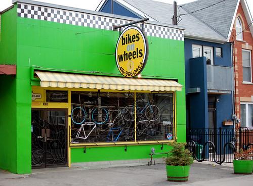 Bikes On Wheels Toronto Bikes on Wheels Bicycle Shop