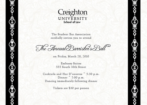 Barristers ball invitation proof 6 do you like this you flickr barristers ball invitation proof 6 by redbumblebee stopboris Gallery