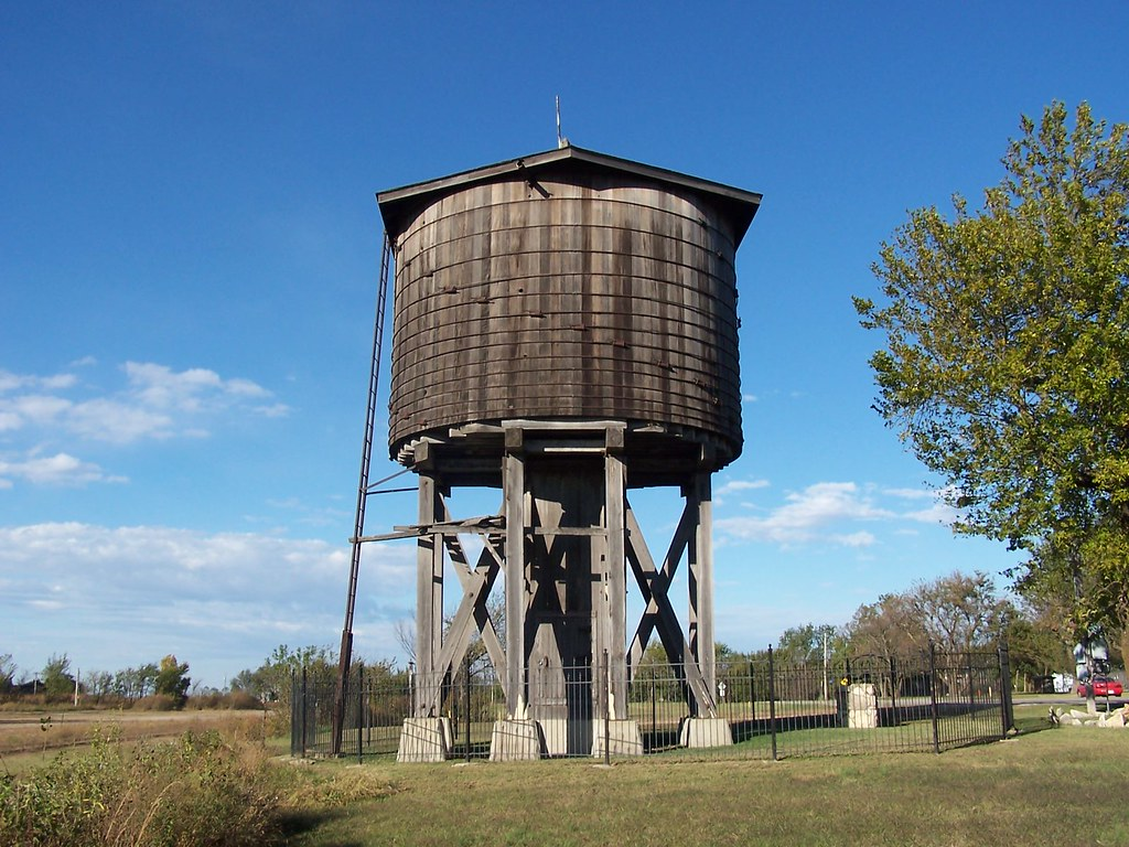 beaumont water tower