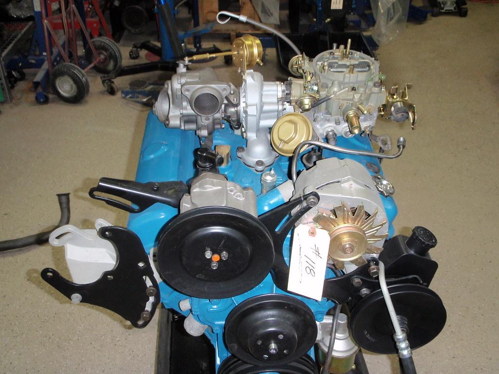 301 Turbo Motor 80 Trans Am Restoreamusclecar Flickr