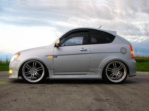 Hyundai Accent Mini Www Torontohyundaiclub Com Michael Flickr