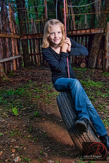 Eilya's Tire Swing World | by Visualist Images