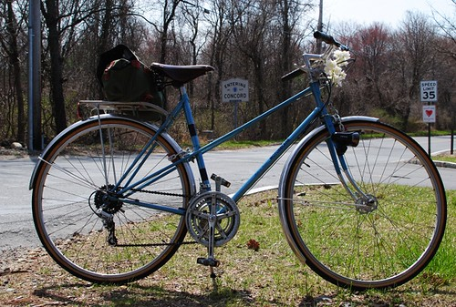 Cycling in Concord, MA | by Lovely Bicycle!