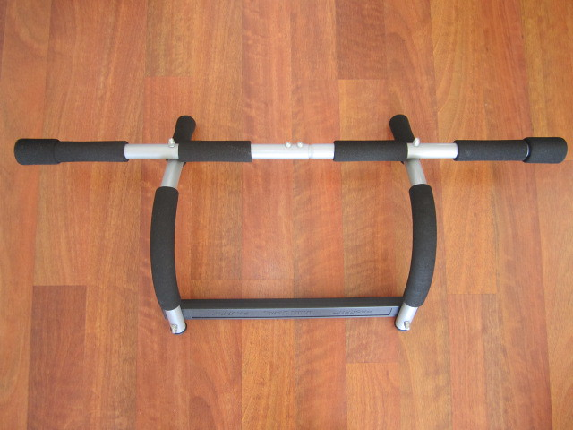 Iron gym pull up bar virtual garage sale flickr