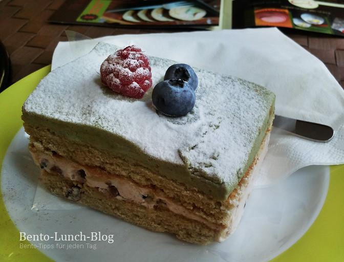 Zen Matcha Kuchen Sweetii Japanisches Cafe Nuernberg Maxto Flickr