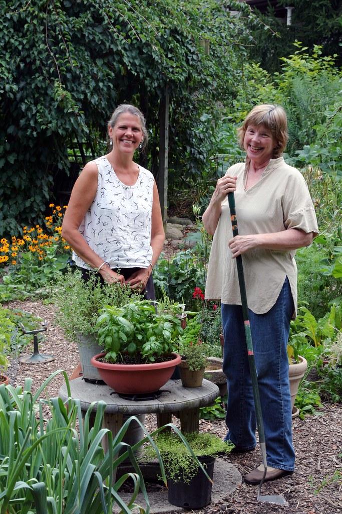 Vicki Nowicki Kathy Laliberte Gardener 39 S Supply Flickr