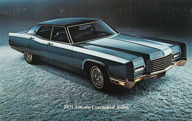 1971 lincoln continental sedan alden jewell flickr. Black Bedroom Furniture Sets. Home Design Ideas