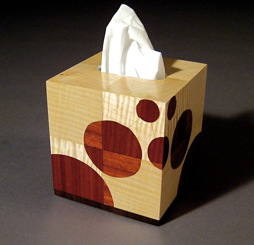 Brian Reid - Parquetry Tissue Box_1324 | by Brian Reid Furniture