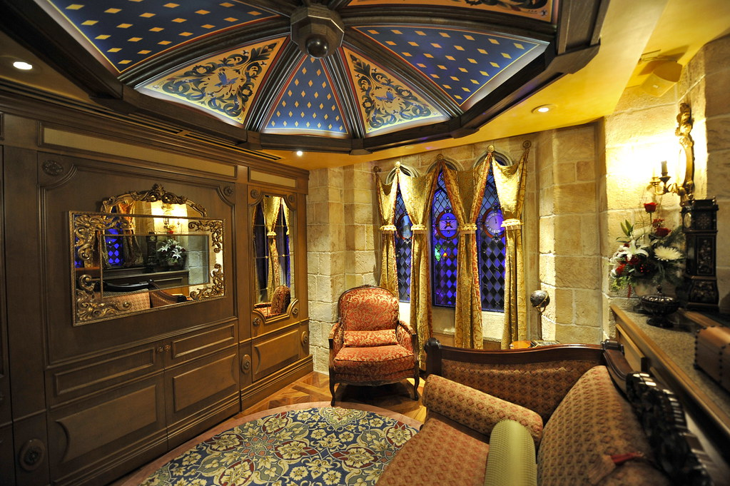 Cinderella Castle Suite Magic Kingdom Walt Disney