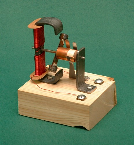 Collings Electric Model Motor This Is A Homemade Model