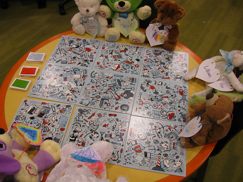 Stuffed Animal Sleepover 068 | by Crowell Public Library Librarians