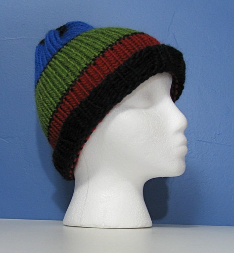 RGB hat done in a day | by telaine