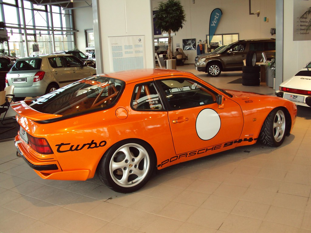 porsche 944 turbo cup audi zentrum flensburg flickr. Black Bedroom Furniture Sets. Home Design Ideas