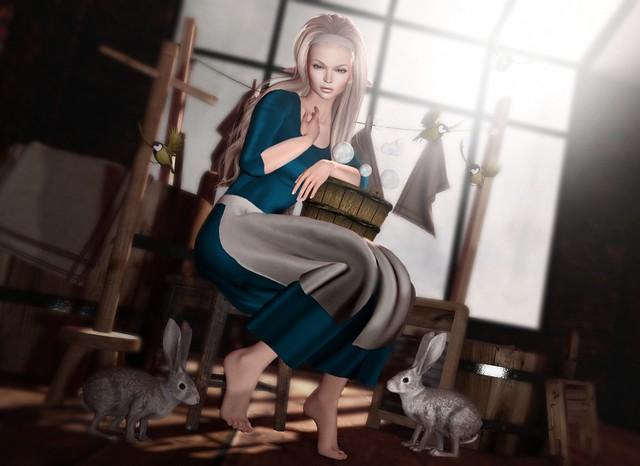 Cinderelly, Cinderelly!!